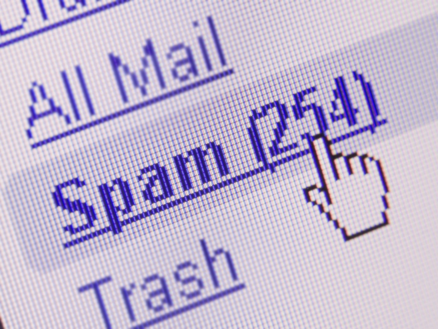 avoid email spam
